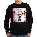 Frenchie Kissing Sweatshirt