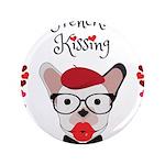 Frenchie Kissing 3.5