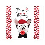 Frenchie Kissing Posters