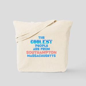 Coolest: Southampton, MA Tote Bag