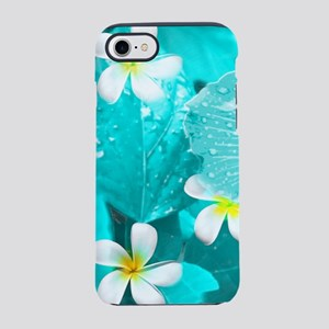 Blue Hawaii iPhone 8/7 Tough Case