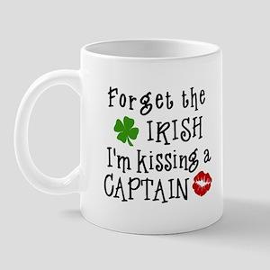 Kissing a Captain Mug