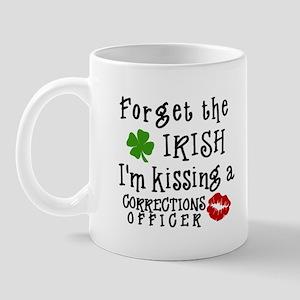 Kiss Corrections Officer Mug