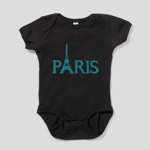 Paris Infant Bodysuit Body Suit