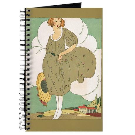 Vintage Ad Illustration Journal