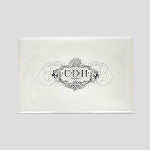 CDH Awareness Logo Rectangle Magnet