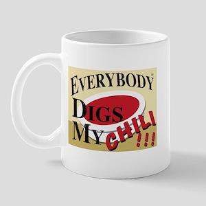 Dig My Chili !! Mug