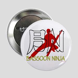 """Bassoon Ninja 2.25"""" Button"""