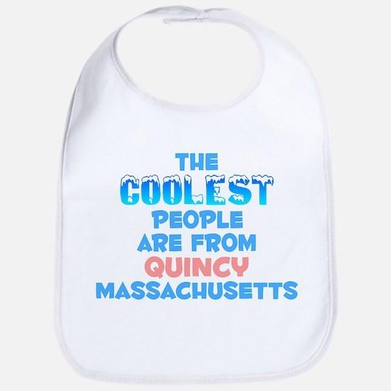 Coolest: Quincy, MA Bib