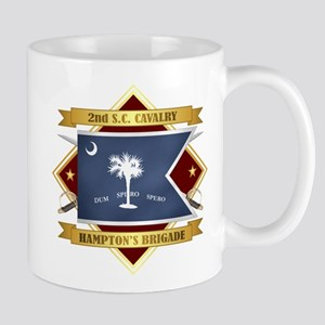 2nd South Carolina Cavalry Mugs