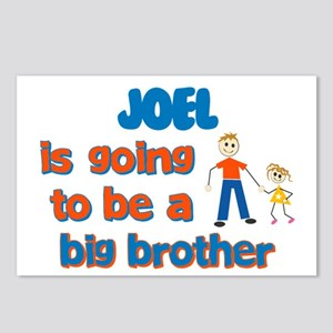 Joel - Going to be Big Brothe Postcards (Package o
