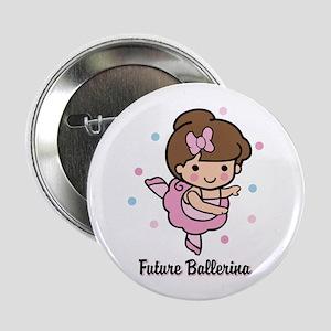 "Future Ballerina 2.25"" Button"