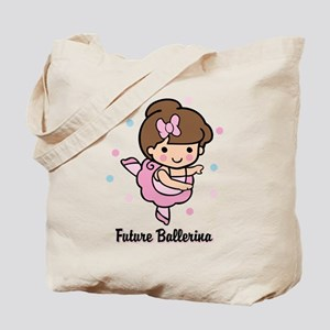 Future Ballerina Tote Bag
