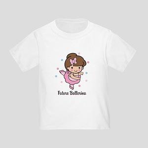 Future Ballerina Toddler T-Shirt
