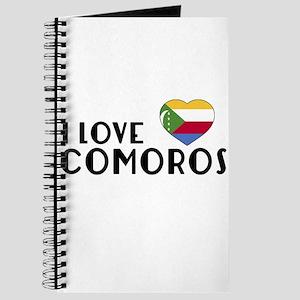 I Love Comoros Journal