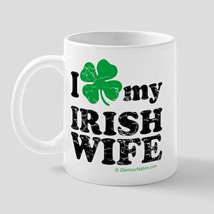 Love My Irish Wife Mug