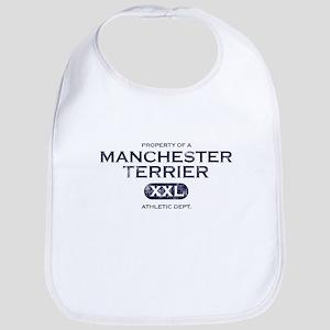Property of Manchester Terrier Bib