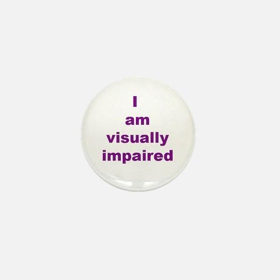 Cool Id Mini Button