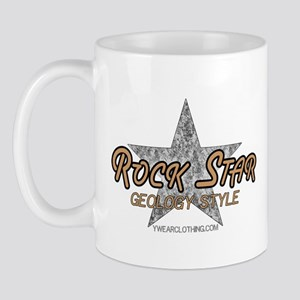 Geology Rock Star Mug