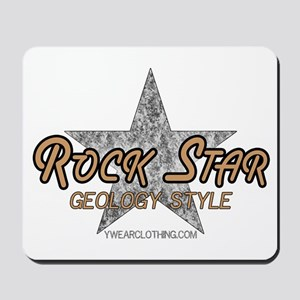 Geology Rock Star Mousepad
