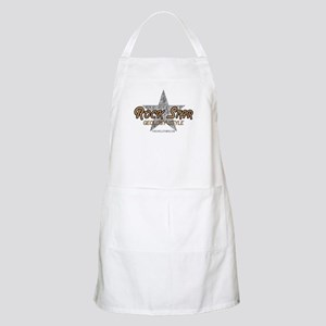 Geology Rock Star BBQ Apron