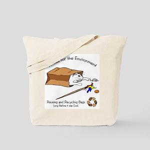 BYOB Cat Sack Tote Bag