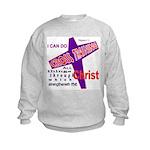 CROSS TRAINING Kids Sweatshirt