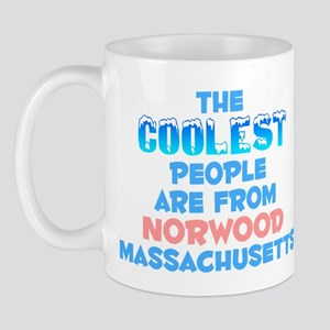 Coolest: Norwood, MA Mug