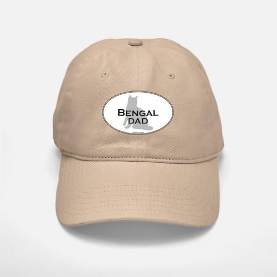 Bengal Dad Baseball Baseball Cap