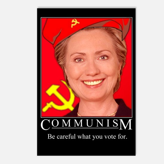Funny Communist Postcards (Package of 8)