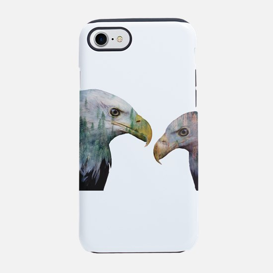 Eagles Double Exposure iPhone 8/7 Tough Case
