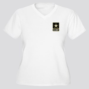 U.S. Army: Proud Girlfriend Plus Size T-Shirt