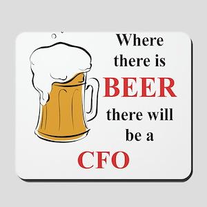 CFO Mousepad
