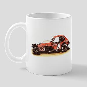 """""""Old Dirt!"""" 8 Freddy Adam 197 Mug"""
