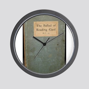 Reading Gaol Wall Clock