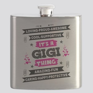 It's A Gigi Thing Flask