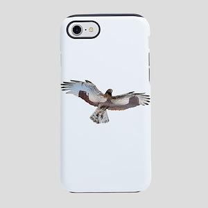 Hawk Double Exposure iPhone 8/7 Tough Case