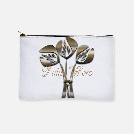 Gold Tulip Hero Makeup Bag