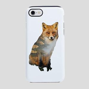 Fox Double Exposure iPhone 8/7 Tough Case