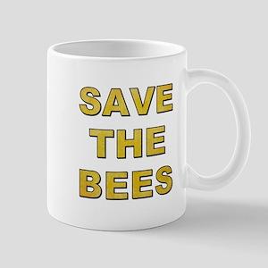 SAVE-THE-BEES Mug