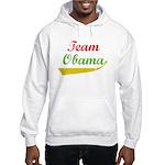 Team Obama Hooded Sweatshirt