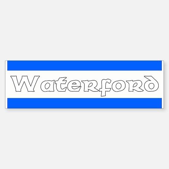 Waterford Bumper Bumper Bumper Sticker