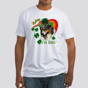 St Pats Aussie Fitted T-Shirt