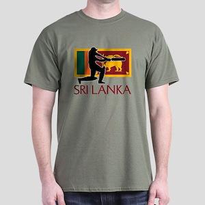 Sri Lanka Cricket T-Shirt
