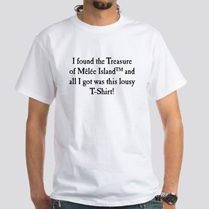 Lousy Treasure of Melee Island T-Shirt