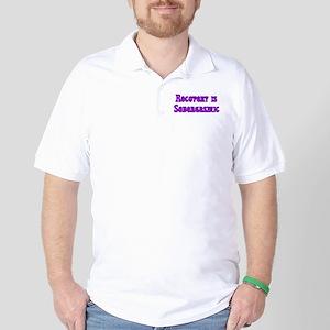 Sobergasmic Golf Shirt