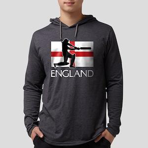 England Cricket Long Sleeve T-Shirt