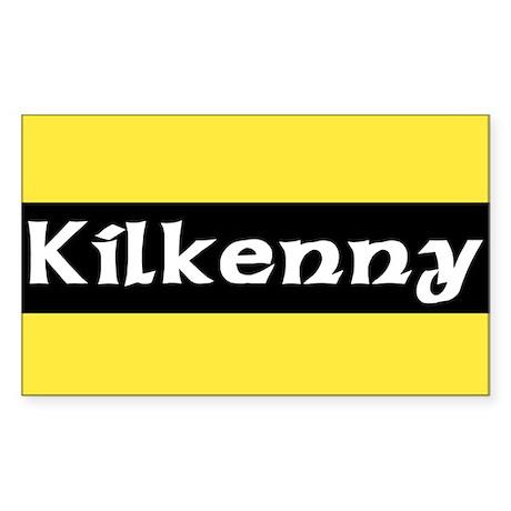 Kilkenny Rectangle Sticker