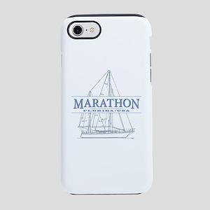 Marathon Florida iPhone 8/7 Tough Case