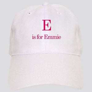 E is for Emmie Cap